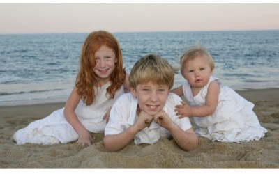 Booking Your Family Beach Portraits