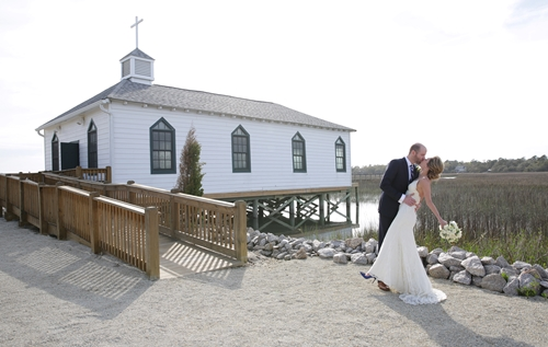 Pawleys Island Chapel Wedding