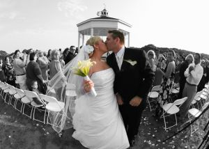 Wedding Couple by Myrtle Beach Best Photography